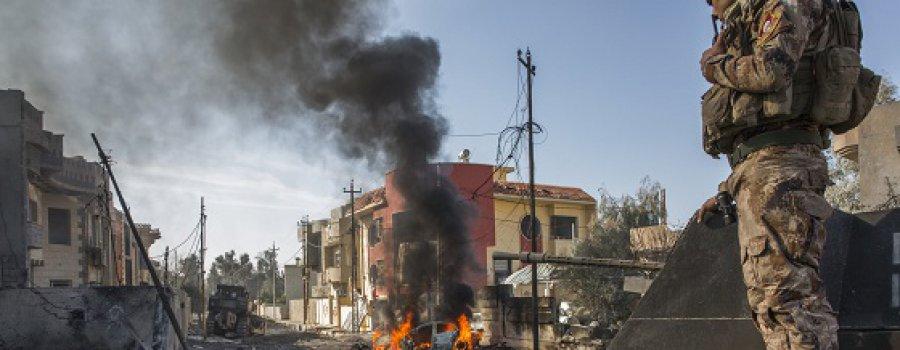 Сирия, ИГИЛ, последние новости 20 июля 2017
