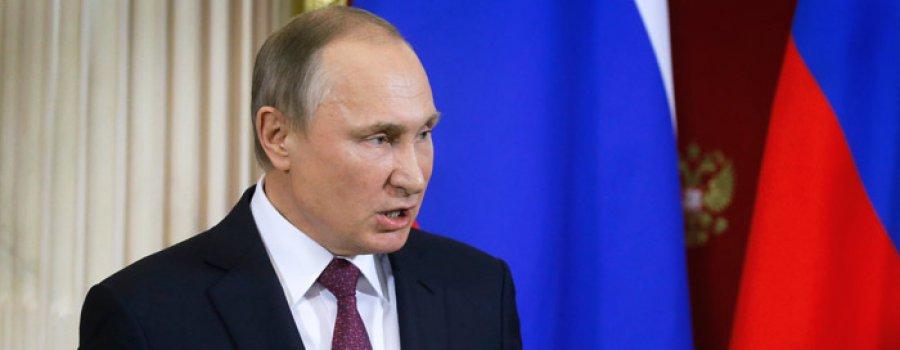 Агрессия США в Сирии: только выдержка Путина спасла мир от ядерной войны