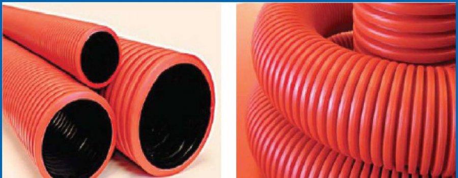 Качественная труба для кабеля