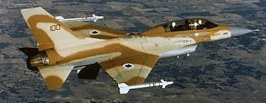 Израиль уничтожит ПВО Сирии, в случае защиты Сирийскими ПВО своей территории