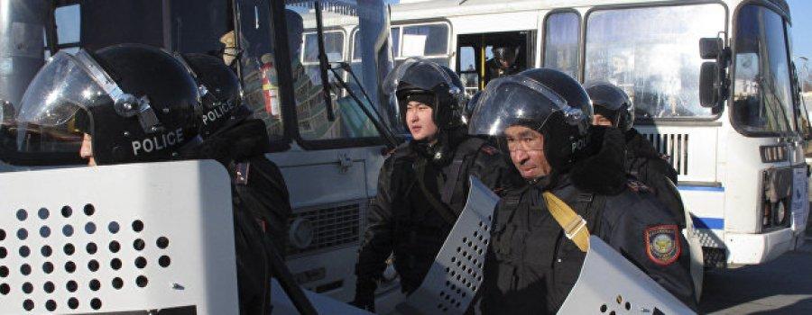 ГП Казахстана сообщила о предотвращении попытки захвата власти в стране