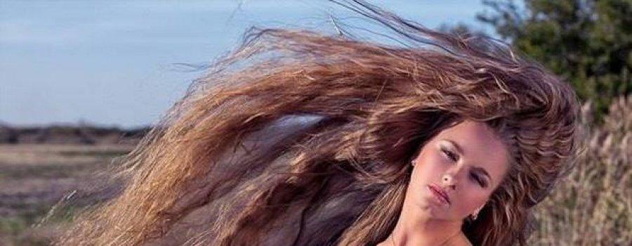Как хранили волшебство волос