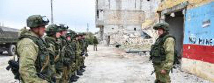 России нужны солдаты воевать в Сирии, а не врачи