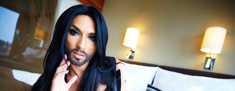 «Бородатая женщина» станет мужчиной: Кончита Вурст меняет образ…