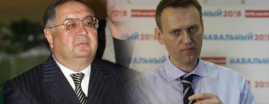 Олигарх против оппозиционера: на каждого Навального найдется свой Усманов