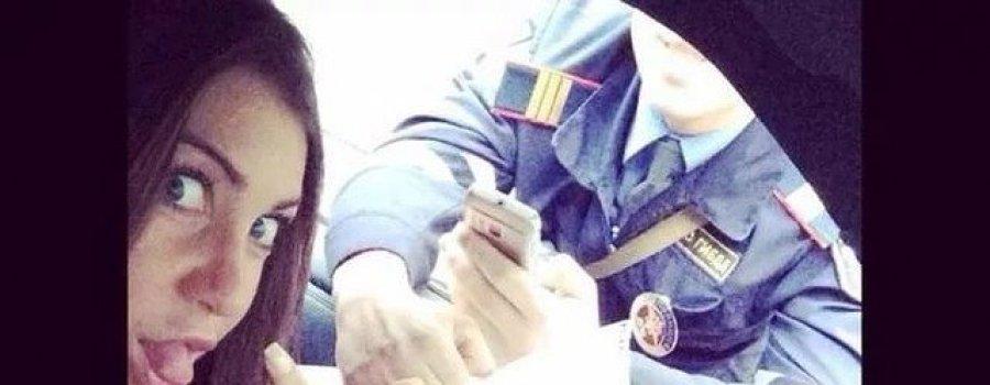 Рубрика #КакВытеретьЖопуЗаконом: Мару Багдасарян снова задержали за рулем и сразу отмазали.