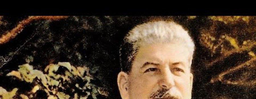 Четыре Пророчества Сталина.
