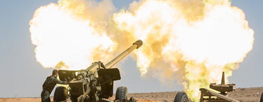 Сирия, ИГИЛ, последние новости 24 июня 2017