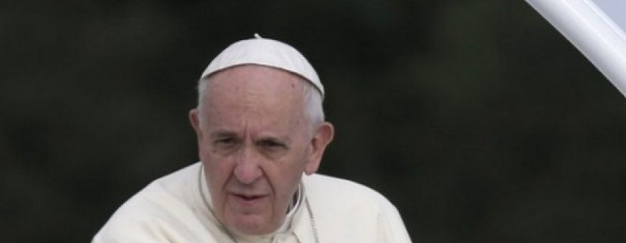 Папа Римский уже не может молчать