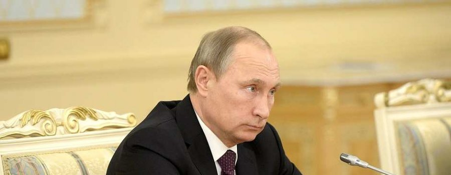 Мы не будем торговать суверенитетом, — Путин