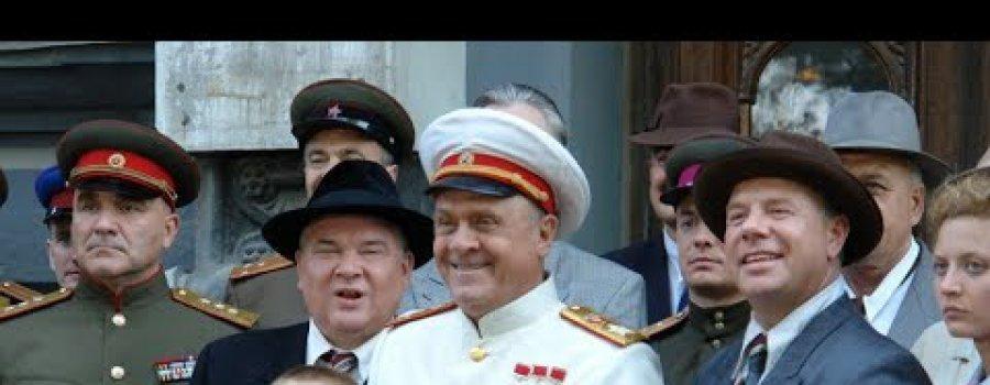 Визит Жукова в Одессу. Правда о чистке