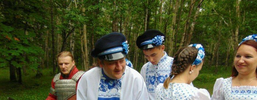 О том как мужики Ивана-дурака проучили