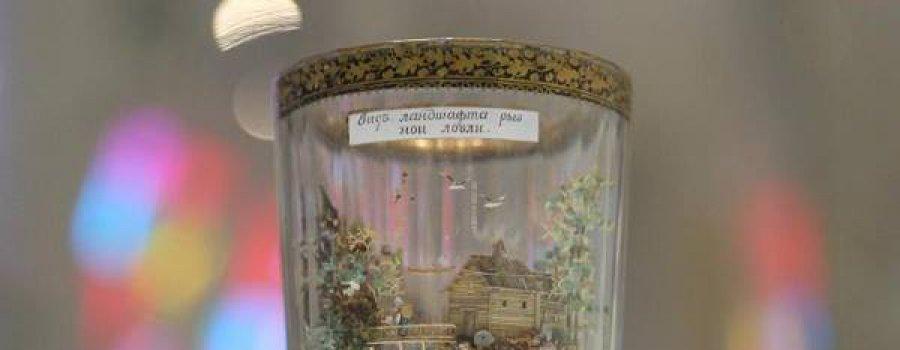 Знаменитые стаканы мастера Вершинина